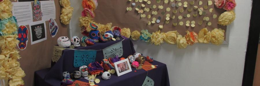 Programs in Action: El Dìa de los Muertos Celebration!