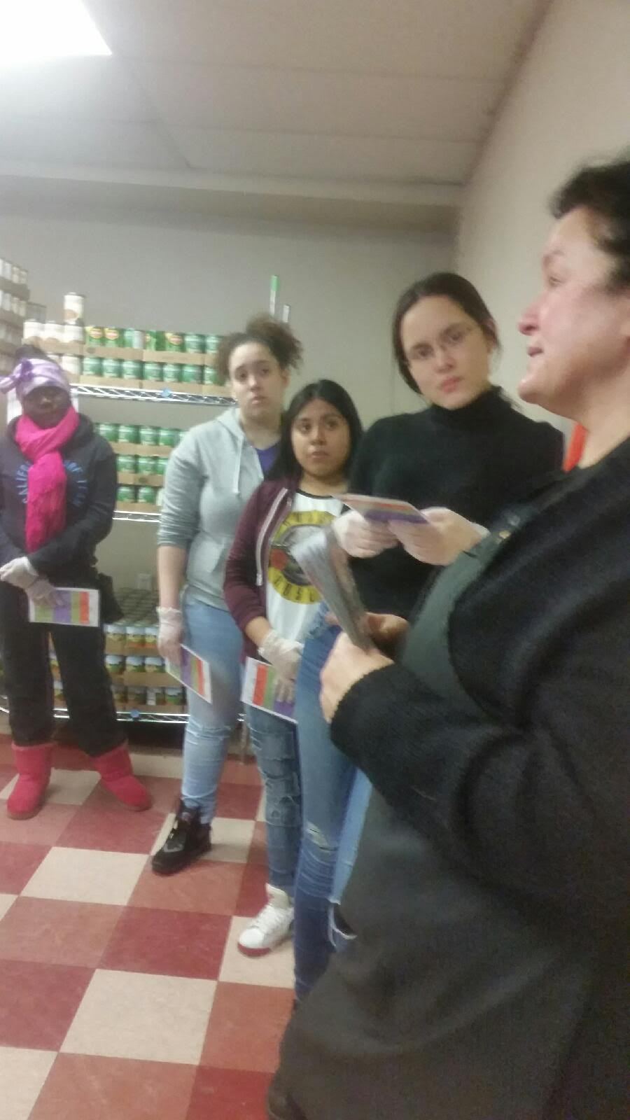 Trinity S Services And Food For The Homeless