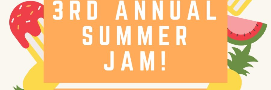 SUMMER JAM: 3rd Annual Innovation Music & Arts Festival