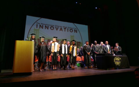 Innovation Graduates its Third Class of Warriors!!