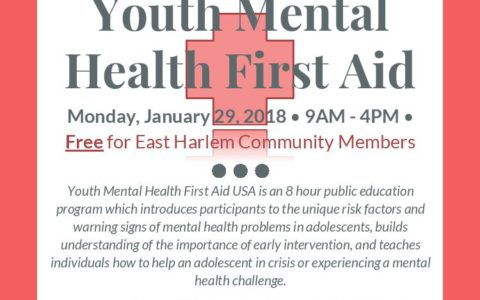 Innovation hosts Youth Mental Health First Aid Programming