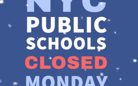 School Closed Monday 3/4/19