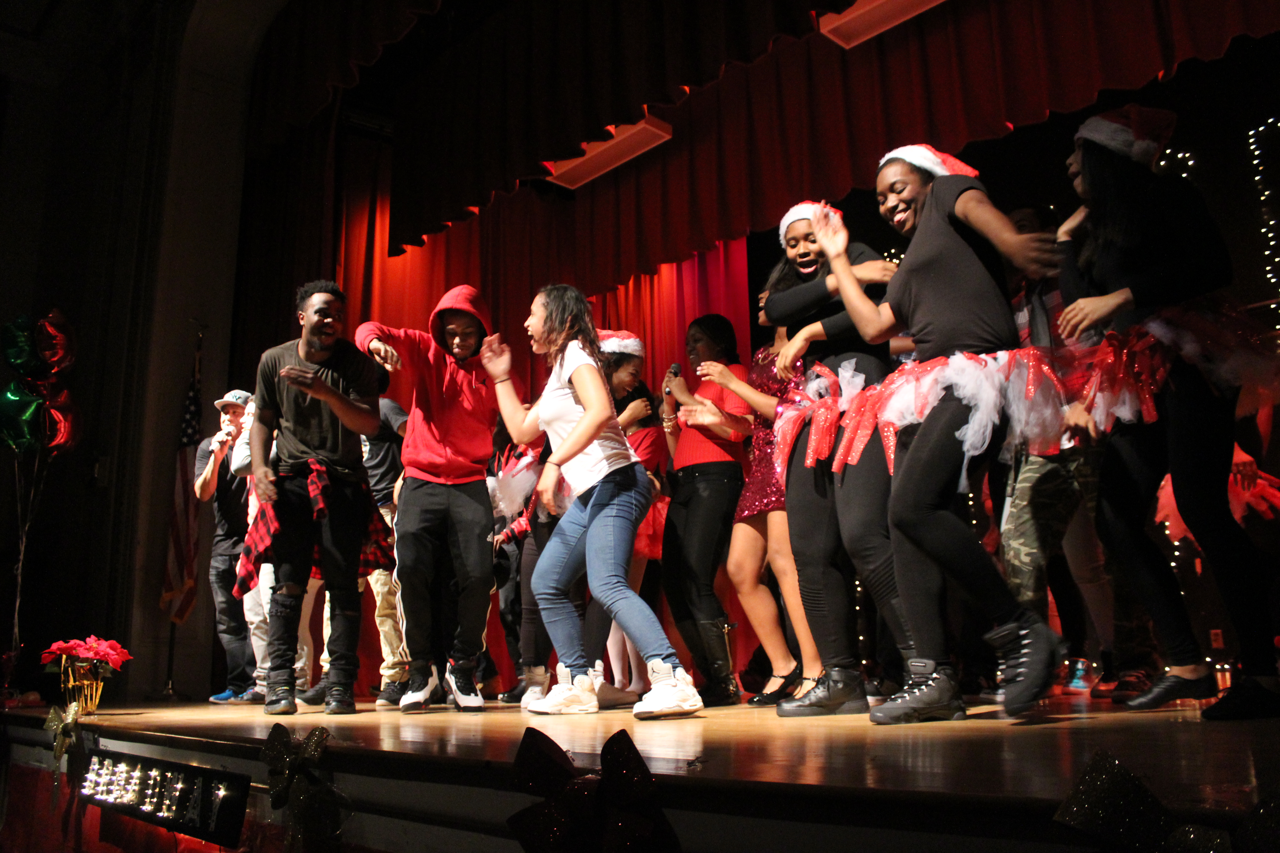 Blizzard of Talent at Innovation's Holiday Showcase
