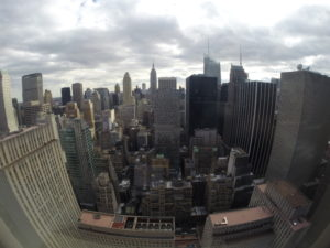 Nice view from 30 Rock!