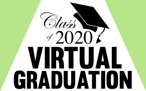 Virtual Graduation Announcement