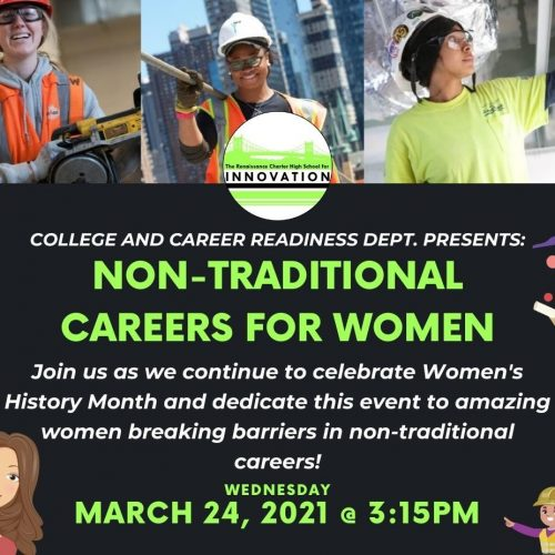 Copy of Women's Career Panel Discussion